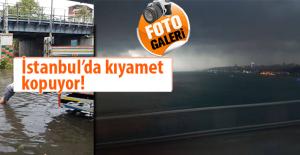İstanbul'da kıyamet kopuyor