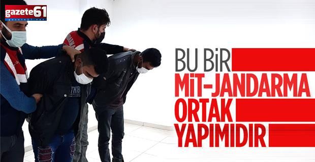 Ankara'da DEAŞ'lı 2 terörist yakalandı