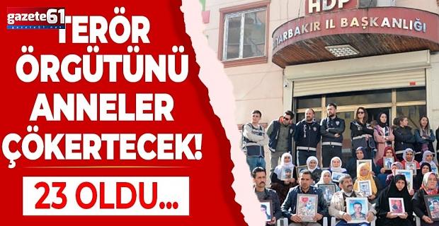 Diyarbakır annelerinde 23. buluşma!