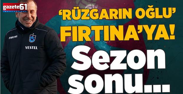 'Rüzgarın oğlu' Trabzonspor'a! Sezon sonu...