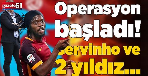 Trabzonspor yıldız avına başladı!