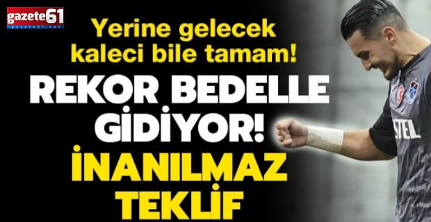 Uğurcan Çakır Liverpool'a, Mert Günok Trabzonspor'a