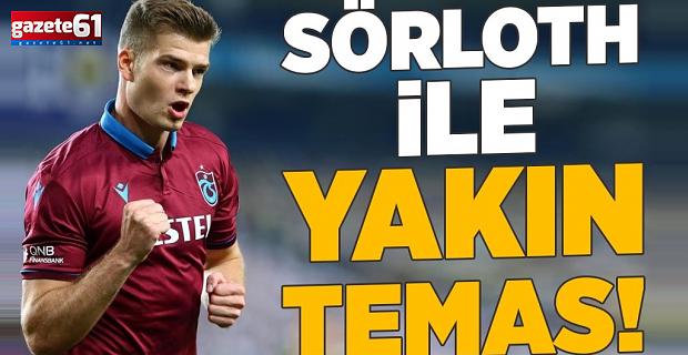 Trabzonspor'un kurmayları Sörloth ile yakın temasta! Gel yine kral ol
