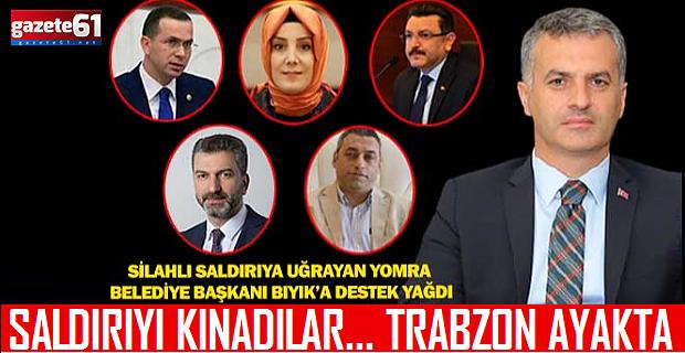 Tüm Trabzon Ayakta