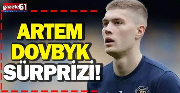 Trabzonspor'un forvet için alternatifleri belli olmaya başladı...