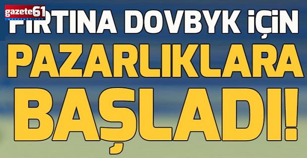 Trabzonspor Artem Dovbyk için pazarlıklara başladı! Masadaki teklif...
