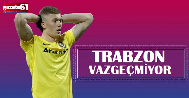 Trabzonspor Artem Dovbyk transferinden vazgeçmiyor!