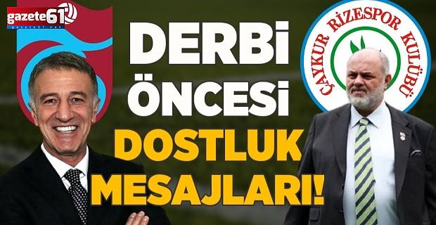 Ahmet Ağaoğlu ve Tahir Kıran'dan dostluk mesajı!
