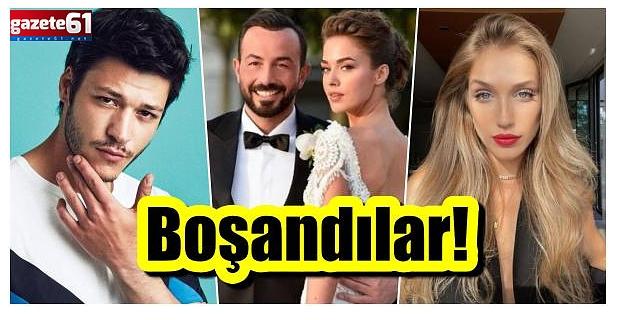 Bensu Soral ile Hakan Baş boşandı!