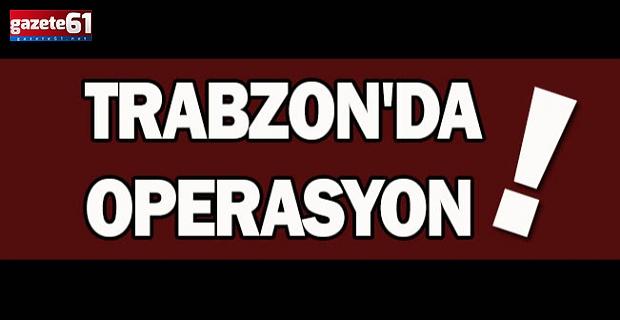 Trabzon'da polis ay çekirdeği çuvallarında silah buldu!