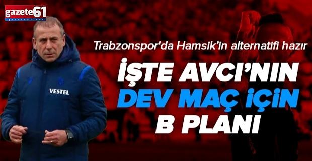 Trabzonspor'da Hamsik'in alternatifi hazır