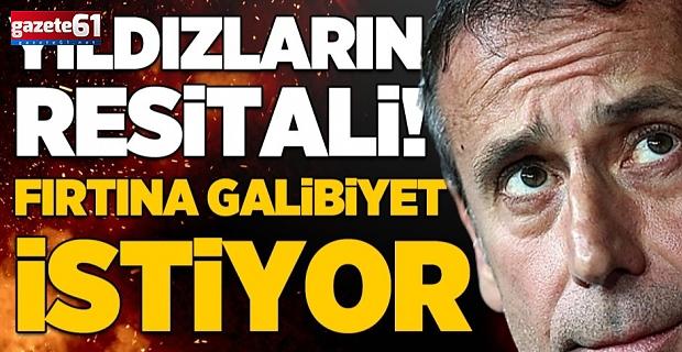 Trabzonspor Fenerbahçe karşısında galibiyet istiyor