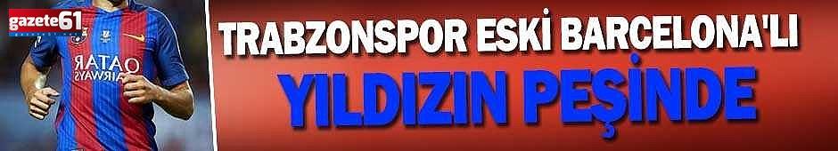 Trabzonspor'da Tello olmadı! Yeni hedef eski Barcelona'lı...