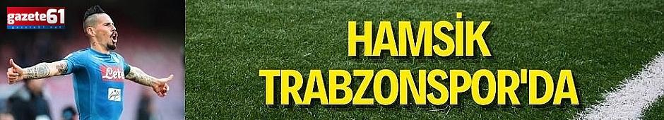 Trabzonspor Marek Hamsik'i resmen açıkladı!