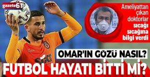 Galatasaraylı Omar Elabdellaoui görebilecek...