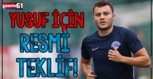 Trabzonspor illede Yusuf diyor