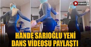 Hande Sarıoğluyeni dansvideosu...