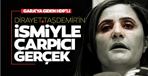 HDP'li Dilan Taşdemir'in ismi sahte çıktı!