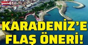 "Karadeniz'e flaş öneri! ""Bölgesel karantina!"""