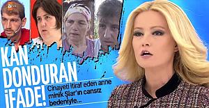 Müge Anlı'da sevgilisinin işlediği cinayeti itiraf etmişti! Şiar Kılıç'ın annesi Gülüzar'dan korkunç ifade: 2 gün Şiar'ın ölü bedeniyle...