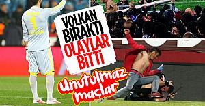 Unutulmaz Fenerbahçe-Trabzonspor maçları