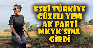 AK Parti MKYK Listesi#039;nde Bir...