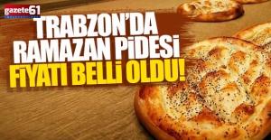 Trabzon#039;da Ramazan Pidesi Ne Kadar?