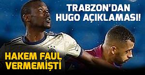 Trabzonspor'dan Vitor Hugo ve Kamil Ahmet Çörekçi açıklaması!