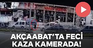 Trabzon'da anne ve kızı kamyonetin altında kaldı