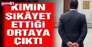 """""""İmamoğlu'nu CİMER'e ben şikayet ettim"""""""