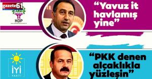 İYİ Partili vekile...