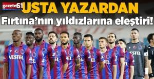 Necmi Perekli Trabzonspor Antalyaspor maçını değerlendirdi