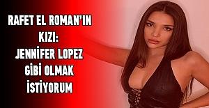 Trabzonsporlu ismin kızı hedefineJennifer Lopez'i koydu