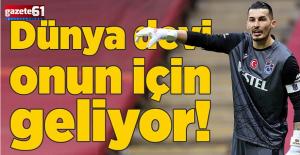 TrabzonsporluUğurcan Çakıryuvadan uçuyor!