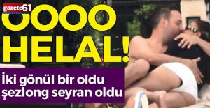 Oğuzhan Koç ile Demet Özdemir aşka...
