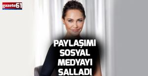 Hülya Avşar'ın yeni paylaşımı sosyal medyada olay oldu!