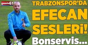 Trabzonspor'da Efecan Karaca sesleri! Bonservis...