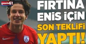 Trabzonspor'dan Enis Destan için son teklif!