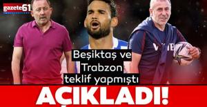 Başkan Willian Jose'yi resmen açıkladı! Beşiktaş ve Trabzonspor teklif yapmıştı