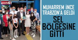 Muharrem İnce Trabzon'da...