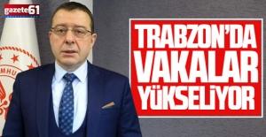 Trabzon'da kırmızı alanlar attı... Sağlık Müdürü Usta, artan vaka sayılarına karşı uyardı