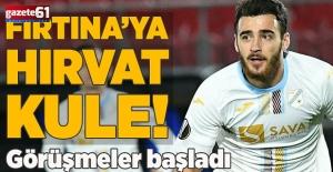 Trabzonspor'a Hırvat kule! Sandro Kulenovic için görüşmeler başladı