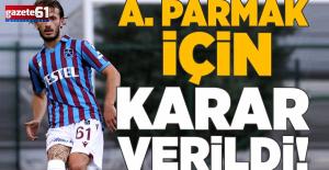 Trabzonspor'da Abdulkadir Parmak için karar verildi!