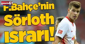 Fenerbahçe'nin Alexander Sörloth ısrarı! İşte yeni teklif