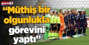 Spor yazarları Konyaspor-Trabzonspor maçını değerlendirdi
