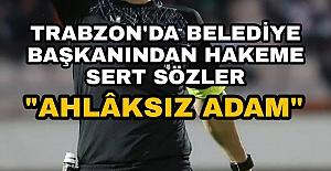 Trabzon#039;da belediye başkanından...
