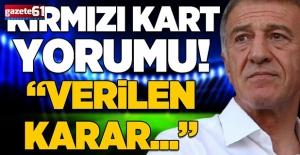 Ağaoğlu Fenerbahçe maçı sonrası konuştu!