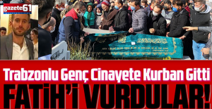FATİH'İ VURDULAR!