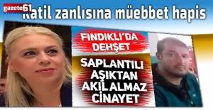 Gamze Pala'nın katilineağırlaştırılmış müebbet