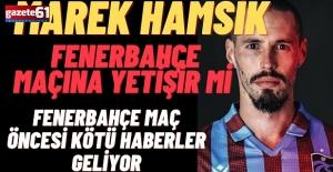Hamsik, Fenerbahçe maçında oynayacak mı?